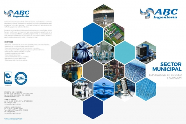 Brochure sector municipal Abc ingenieria