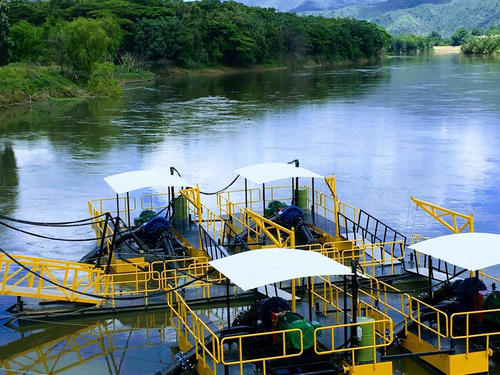 Sistemas de riego flotante - Abc Ingeniería
